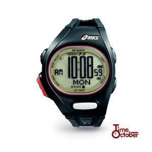 25日から最大35倍 ランニング 腕時計 メンズ腕時計 ランニングウォッチ アシックス スポーツ CQAR0207|tokeiten