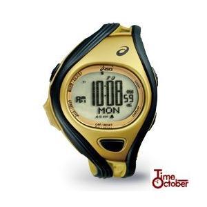25日から最大35倍 ランニング 腕時計 メンズ腕時計 ランニングウォッチ アシックス スポーツ CQAR0407|tokeiten