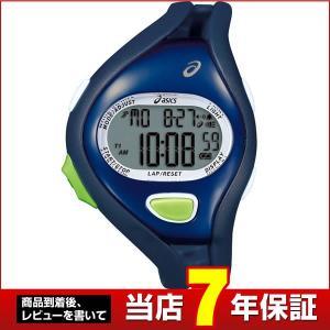ポイント最大27倍 ASICS asics アシックス CQAR0502ブルー/ブルーASICS RUNNING WATCHAR05for Fun Racer5気圧防水・100LAPメモリー【RCP】|tokeiten