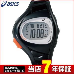 ポイント最大27倍 SEIKO セイコー asics アシックス CQAR0901 国内正規品 デジタル メンズ 腕時計 黒 ブラック ウレタン バンド ランニング スポーツ|tokeiten