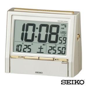 先着8%OFFクーポン SEIKO セイコークロック 目覚まし時計 DA206G tokeiten