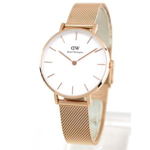 Daniel Wellington ダニエルウェリントン DW00100163 クラシックペティット メルローズホワイト レディース 腕時計 海外モデル 白 ホワイト ピンクゴールド|tokeiten|03
