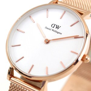 Daniel Wellington ダニエルウェリントン DW00100163 クラシックペティット メルローズホワイト レディース 腕時計 海外モデル 白 ホワイト ピンクゴールド|tokeiten|04