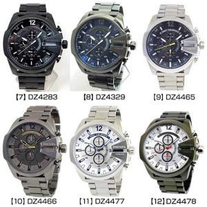 07962c497e ... BOX訳あり ディーゼル DIESEL メガチーフ クロノグラフ 腕時計 メンズ DZ4338 DZ4344 DZ4318 DZ4308  DZ4309 DZ4423 ...
