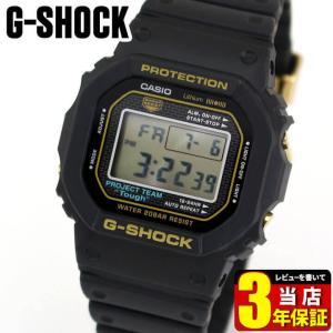 【プレミア商品】G-SHOCK Gショック CASIO カシオ DW-5035D-1B 35th ANNIVERSARY LIMITED MODELS メンズ 腕時計 海外モデル ブラック ゴールド ウレタン|tokeiten