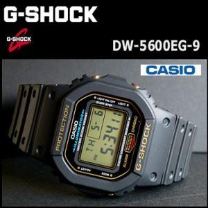レビュー3年保証  缶BOX G-SHOCK スピードモデル Gショック ジーショック CASIO カシオ 黒 ゴールド 人気 ORIGIN DW-5600EG-9 逆輸入|tokeiten|03