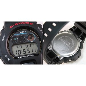 レビュー3年保証 G-SHOCK BASIC カシオ Gショック ジーショック ブラック 黒 人気 ランキング 腕時計 メンズ CASIO 時計 DW-6900-1 逆輸入|tokeiten|05