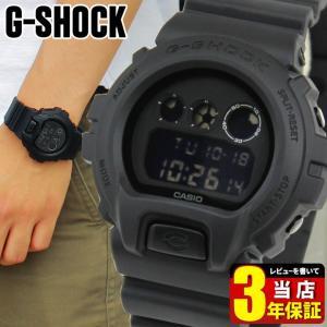 レビュー3年保証 CASIO カシオ G-SHOCK ジーショック クオーツ DW-6900BB-1 海外モデル デジタル メンズ 腕時計 黒 ブラック