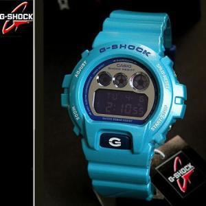 G-SHOCK BASIC Crazy Colors Gショック ジーショック g-shock gショック DW-6900CB-2ブルーCrazy ColorsクレイジーカラーズG-SHOCK BASIC Crazy Colors腕時計|tokeiten