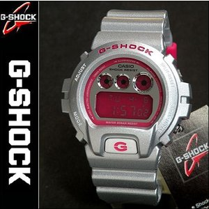 G-SHOCK BASIC Gショック ジーショック g-shock gショック DW-6900CB-8シルバーCrazy Colors腕時計|tokeiten