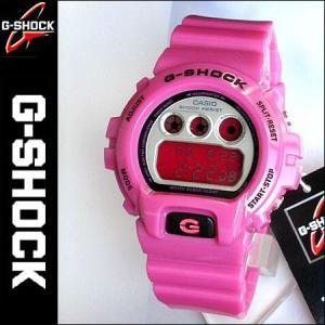CASIO カシオ ジーショック DW-6900CS-4 ピンク クレイジーカラー G-SHOCK BASIC 腕時計|tokeiten