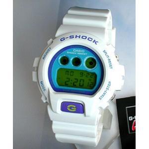 G-SHOCK BASIC Gショック ジーショック g-shock gショック DW-6900CS-7ホワイトCrazy ColorsG-SHOCK BASICメンズ腕時計|tokeiten