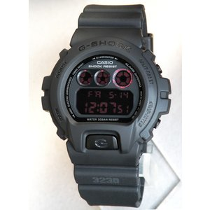 G-SHOCK BASIC Gショック ジーショック DW-6900MS-1マットブラック 黒 レッドアイ BASIC スラッシャー メンズ 腕時計 逆輸入 tokeiten 03