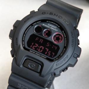 G-SHOCK BASIC Gショック ジーショック DW-6900MS-1マットブラック 黒 レッドアイ BASIC スラッシャー メンズ 腕時計 逆輸入 tokeiten 04