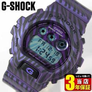BOX訳あり レビュー3年保証 CASIO カシオ G-SHOCK BASIC Gショック ジーショック ゼブラカモフラージュ メンズ 腕時計 DW-6900ZB-2|tokeiten