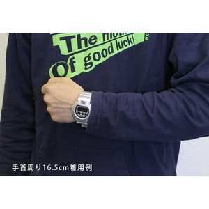 レビュー3年保証 G-SHOCK Gショック CASIO カシオ ジーショック メンズ 腕時計 30周年記念モデル 限定 DW-6930BS-8 海外モデル|tokeiten|08