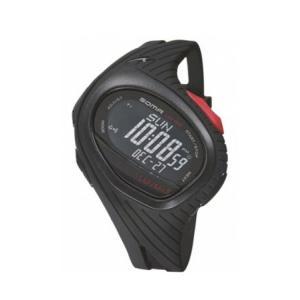 ランニング 腕時計 ランニングウォッチ ソーマ スポーツ DWJ01-0007 ブラック|tokeiten