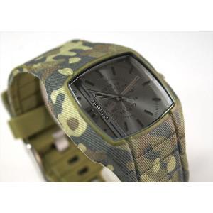 DIESEL ディーゼル TROJAN トロージャン デニム メンズ 腕時計 迷彩 カモフラ DZ1671 tokeiten 03