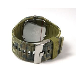 DIESEL ディーゼル TROJAN トロージャン デニム メンズ 腕時計 迷彩 カモフラ DZ1671 tokeiten 05