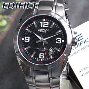 カシオ エディフィス EF-125D-1A メンズ 腕時計|tokeiten