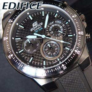カシオ エディフィス クロノグラフEF-552PB-1A2 メンズ 腕時計|tokeiten