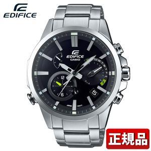 CASIO カシオ EDIFICE エディフィス EQB-700D-1AJF タフソーラー アナログ メタル バンド メンズ 腕時計 国内正規品|tokeiten