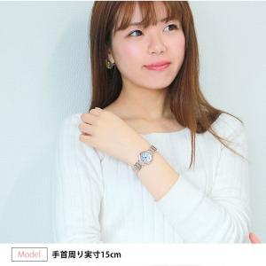 シチズン エクシード ES9322-57W 腕時計 レディース エコドライブ ソーラー電波 チタン サクラピンク カレンダー CITIZEN EXCEED 国内正規品|tokeiten|02