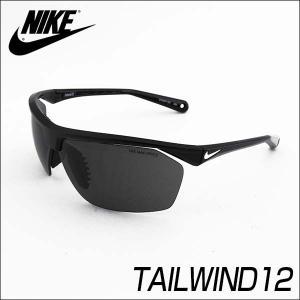 NIKE メンズ サングラス スポーツ TAILWIND 12 テイルウィンド12 EV0657-001 ブラック|tokeiten