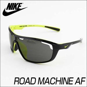 NIKE メンズ サングラス スポーツ ROAD MACHINE ロードマシーン EV0750-070 ブラック ヴォルテージ|tokeiten