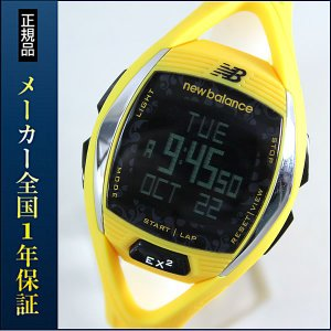 25日から最大35倍 EX2-901-104 new balance EX2 901 ニューバランス 腕時計 メンズ レディース ランニングウォッチ スポーツウォッチ|tokeiten