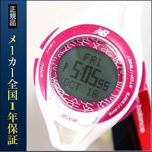 25日から最大31倍 EX2-903-004 new balance EX2 903 ニューバランス 腕時計 メンズ 時計 レディース ランニングウォッチ スポーツウォッチ|tokeiten