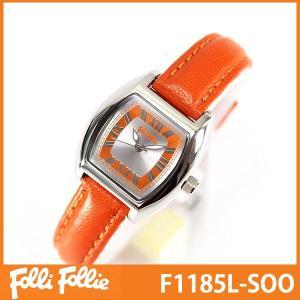 Folli Follie フォリフォリ レディース 腕時計 F1185L-SOO|tokeiten