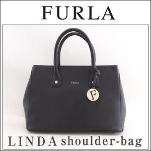 FURLA フルラ LINDA リンダ 777946 レディース 女性用 ブランド バッグ BAG トート 黒 ブラック ショルダー 2way|tokeiten
