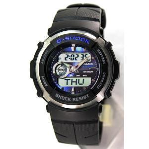 G-SHOCK BASIC G-SPIKE Gショック ジーショック g-shock gショック Gスパイク G-300-2 メンズ アナログ 腕時計 黒 ブラック 逆輸入|tokeiten|03