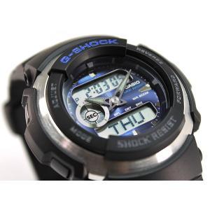 G-SHOCK BASIC G-SPIKE Gショック ジーショック g-shock gショック Gスパイク G-300-2 メンズ アナログ 腕時計 黒 ブラック 逆輸入|tokeiten|04