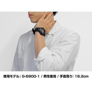 レビュー3年保証 G-SHOCK Gショック CASIO カシオ 人気 g-shock Gショック ジーショック ソーラー G-6900-1 タフソーラー 腕時計 ブラック 黒 逆輸入|tokeiten|05