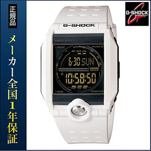 CASIO カシオ G-SHOCK Gショック メンズ 腕時計 時計 ウォッチ G-8100A-7JF 白 ホワイト 国内正規品|tokeiten