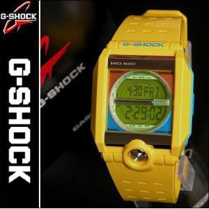 G-SHOCK Gショック ジーショック g-shock gショック G-8100C-9イエロー×グリーン液晶マルチカラー日本未発売メンズ腕時計|tokeiten