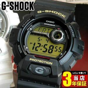 G-SHOCK Gショック ジーショック g-shock gショック Standard G-8900-1 ブラック 黒 CASIO カシオ腕時計 BIG CASE 逆輸入 tokeiten