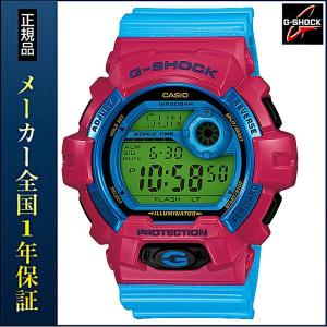 CASIO カシオ G-SHOCK Gショック メンズ 腕時計 時計 ウォッチ G-8900SC-4JF 国内正規品 Crazy Colors クレイジーカラーズ BIG CASE|tokeiten