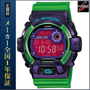 CASIO カシオ G-SHOCK Gショック メンズ 腕時計 時計 ウォッチ G-8900SC-6JF 国内正規品 Crazy Colors クレイジーカラーズ BIG CASE|tokeiten