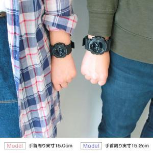 G-SHOCK Gショック Baby-G ベビーG ペアウォッチ ペア メンズ レディース 腕時計 ブラック 黒 GA-135DD-1A BA-135DD-1A 海外モデル ギフト 誕生日プレゼント tokeiten 02
