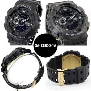 G-SHOCK Gショック Baby-G ベビーG ペアウォッチ ペア メンズ レディース 腕時計 ブラック 黒 GA-135DD-1A BA-135DD-1A 海外モデル ギフト 誕生日プレゼント tokeiten 03