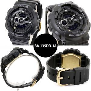 G-SHOCK Gショック Baby-G ベビーG ペアウォッチ ペア メンズ レディース 腕時計 ブラック 黒 GA-135DD-1A BA-135DD-1A 海外モデル ギフト 誕生日プレゼント tokeiten 04