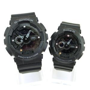 G-SHOCK Gショック Baby-G ベビーG ペアウォッチ ペア メンズ レディース 腕時計 ブラック 黒 GA-135DD-1A BA-135DD-1A 海外モデル ギフト 誕生日プレゼント tokeiten 06