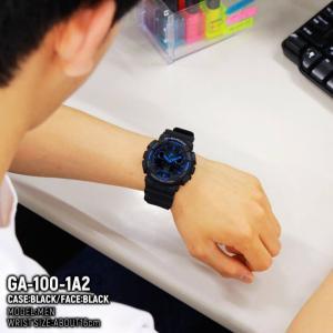 BOX訳あり G-SHOCK Gショック メンズ腕時計 アナログ 黒 白 GA-100-1A1 GA-100-1A2 GA-100-1A4 GA-100A-7A GA-100A-9A 逆輸入 tokeiten 02