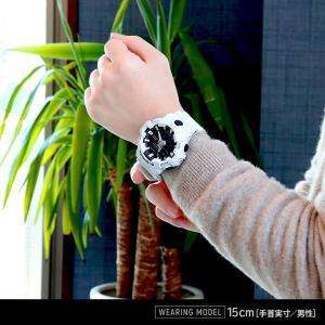 BOX訳あり G-SHOCK Gショック カシオ GA-700-1A GA-700-1B GA-700-2A GA-700-4A アナログ メンズ 腕時計 海外モデル 黒 ブラック レッド ブルー|tokeiten|03