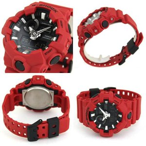 BOX訳あり G-SHOCK Gショック カシオ GA-700-1A GA-700-1B GA-700-2A GA-700-4A アナログ メンズ 腕時計 海外モデル 黒 ブラック レッド ブルー|tokeiten|08