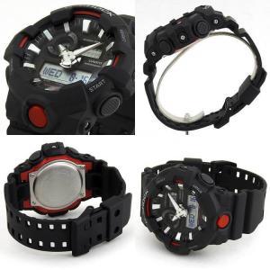 BOX訳あり G-SHOCK Gショック カシオ GA-700-1A GA-700-1B GA-700-2A GA-700-4A アナログ メンズ 腕時計 海外モデル 黒 ブラック レッド ブルー|tokeiten|09