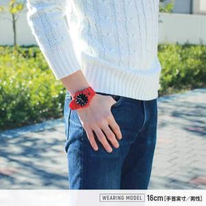 BOX訳あり G-SHOCK Gショック カシオ GA-800-4A アナデジ メンズ レディース 20気圧防水  カレンダー 腕時計 黒 ブラック 赤 レッド|tokeiten|04
